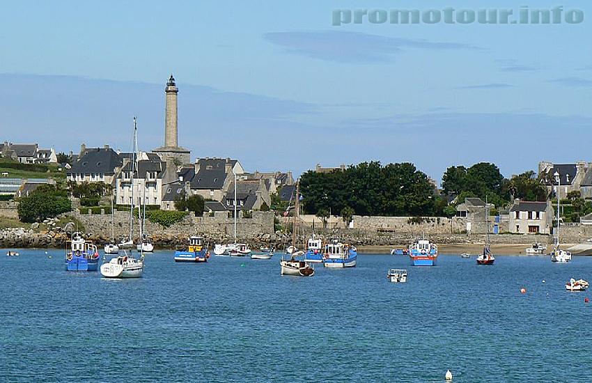 Остров Уэссан (Бретань, Франция)