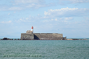 Остров Форт де Бреску (Франция)