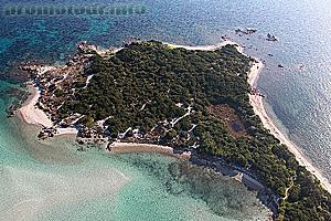 Остров Пиана (Корсика, Франция)