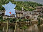 Департамент Авейрон (département Aveyron): описание, рельеф, климат, вутренние воды, карты