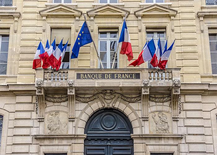 Банковская система Франции: Банк Франции