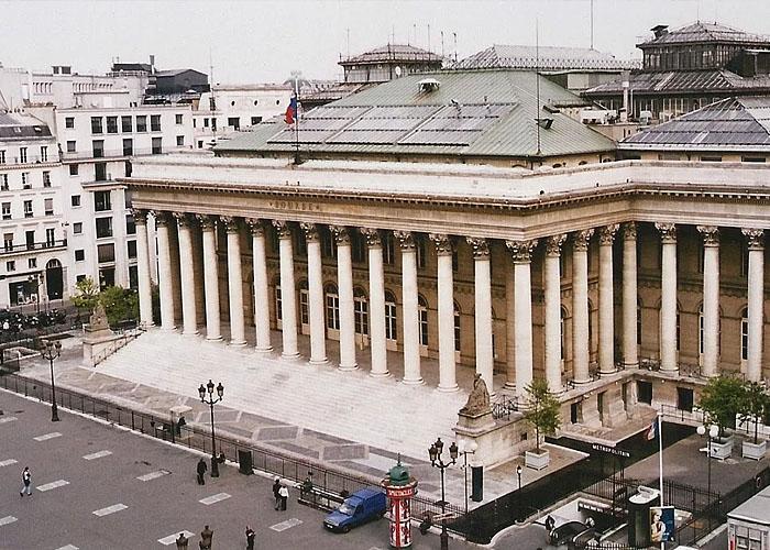 Биржевой сектор экономики Франции: Парижская фондовая биржа