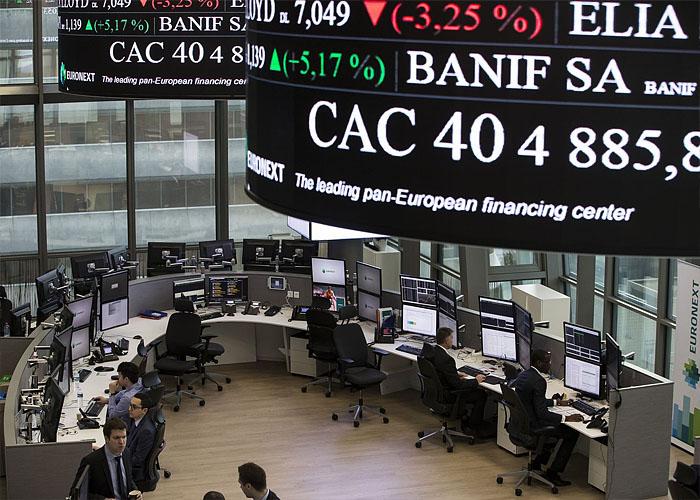Биржевой сектор экономики Франции: индекс CAC 40