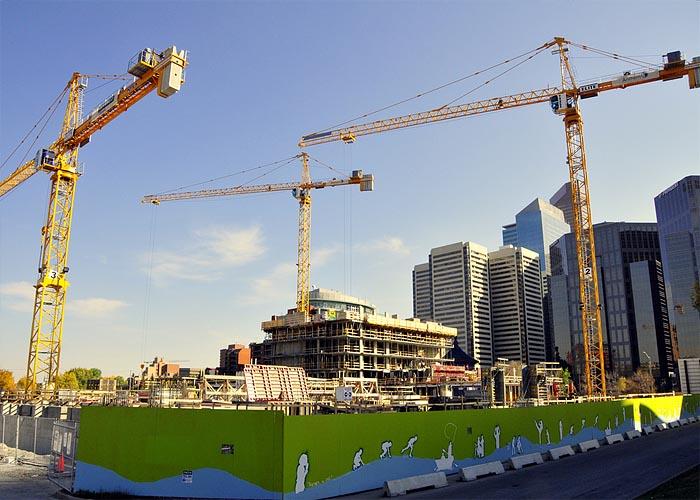 Строительство во Франции