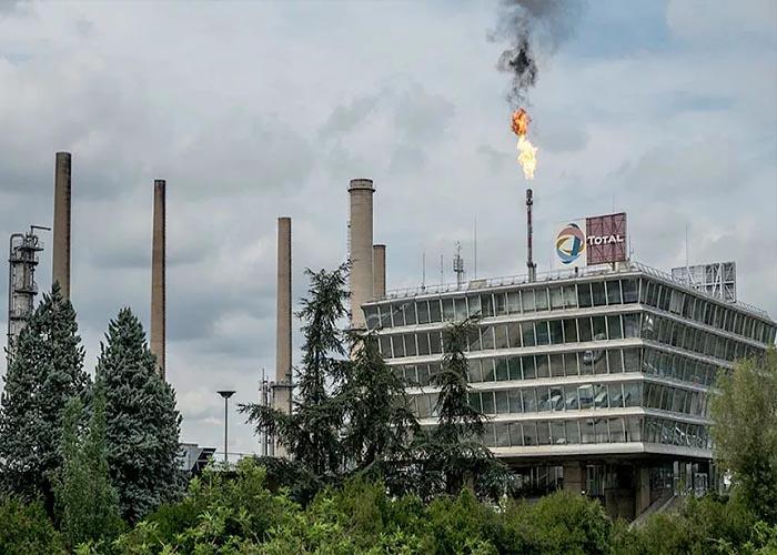 Нефтеперерабатывающая промышленность Франции: завод в Фейзине