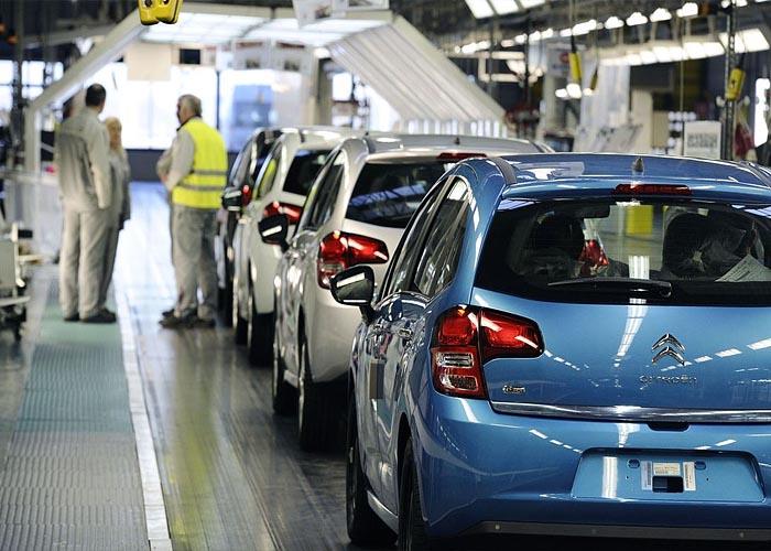 Автомобилестроение Франции: завод концерна PSA