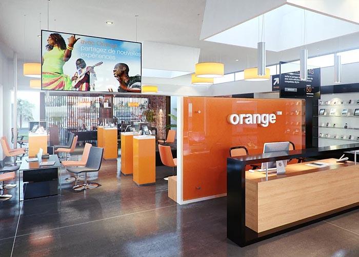 Французский оператор связи Orange
