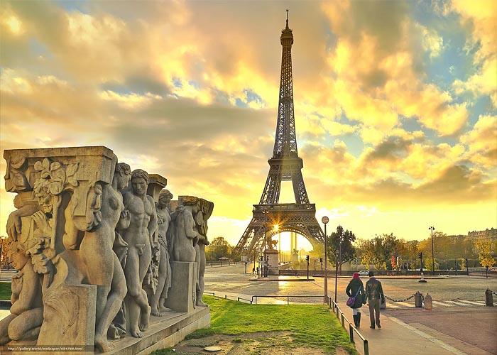 Туризм в экономике Франции (2017 г.)