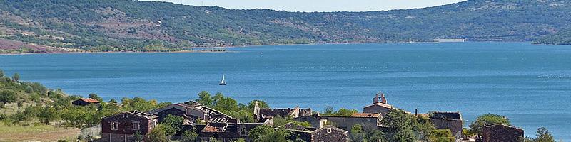 Самые красивые озера Франции