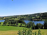 Озеро Баж (Lac de Bage)