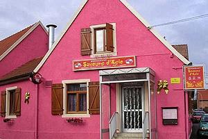 Ресторан Restaurant Saveurs d'Asie. Город Бишвиллер (Эльзас)