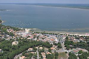 Озеро Уртен (Аквитания, Жиронда)