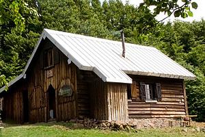 Гостевой дом Refuge du Baerenkopf. Озеро Лаштельвейе (Эльзас, Франция)