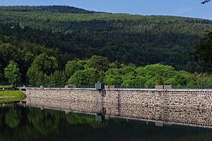 Озеро Лош   (Эльзас): плотина