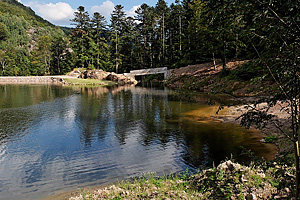 Озера Большое и Малое Нёвее (Эльзас)
