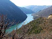 Озеро Пине (Lac de Pinet)