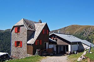 Кафе Ferme Auberge du Schiessroth у озера Шиссротрие    (Эльзас)