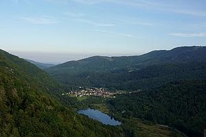 Озеро Севен  (Эльзас)