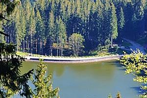 Набережная озера Вер у де Сульцеран  (Эльзас)