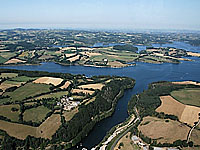 Озеро Вильфранш-де-Пана (Lac de Villefranche-de-Panat)