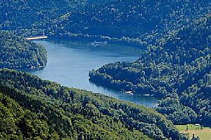 Озеро Вильданштейн (Эльзас)