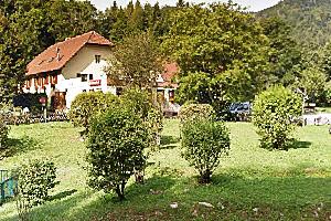 Туристический комплекс Alsace Aventure 68 на озере Вильданштейн (Эльзас)