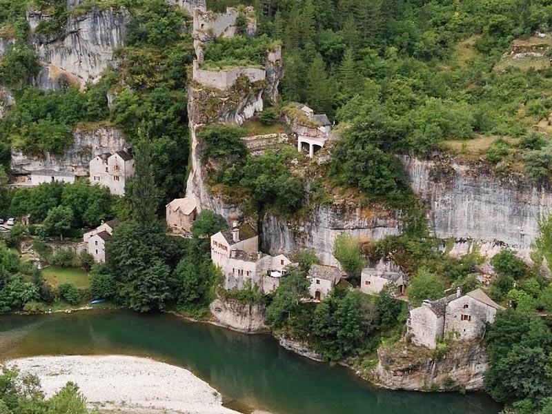 Геологическое строение Севенн