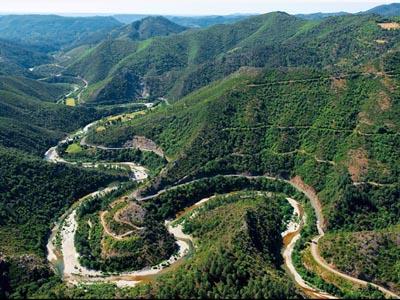 Долина реки Гардон де Сен-Мартен (Севенны)