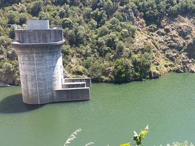 Озеро Гардон д'Алес (Севенны)