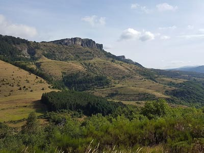 Гора Эсперу (l'Espérou)