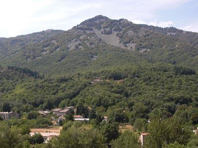 Гора Мон Эг (Mont Aigu)