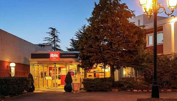 Отель ibis Charleville Mezières 3* (Виллер-Семёз, Франция)