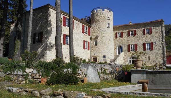 Отель Domaine Saint Esteve 4* (Омесса, Франция)