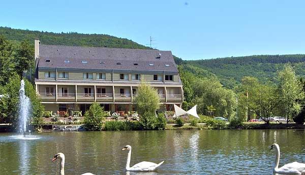 Отель Hotel Du Lac 3* (Гебвиллер, Франция)