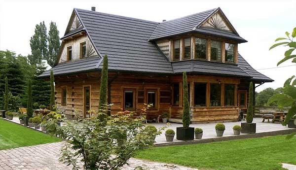 Гостевой дом Les Datchas-lodges (Лабарош, Франция)