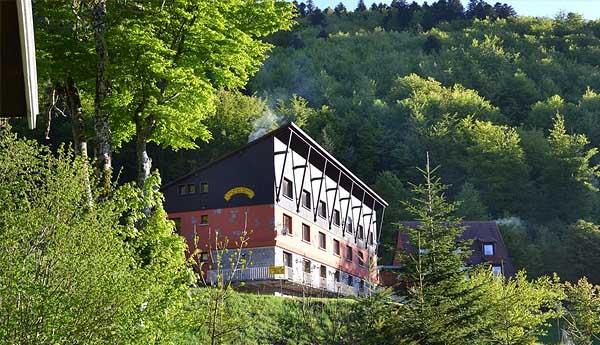 Отель Domaine Des Fines Fleurs Du Terroir 2* (Вильданштейн, Франция)