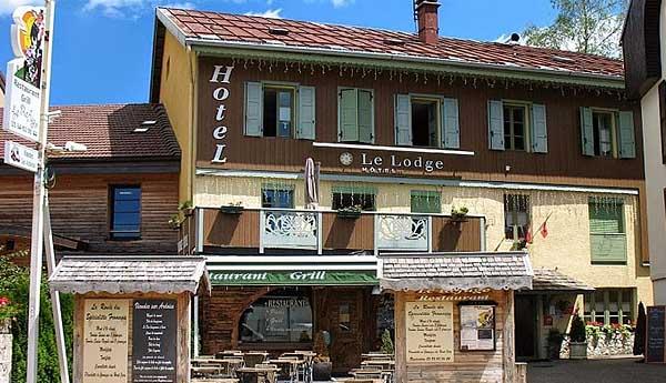 Отель Lodge Hotel Les Rousses 3* (Юра, Франш-Конте, Франция)