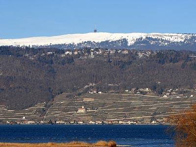 Гора Шассраль (Chasseral): 1606,2 м