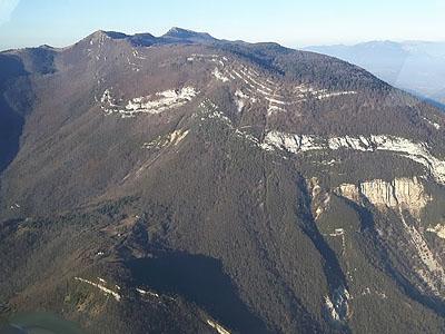 Гора Гран Коломбье (Grand Colombier): 1534 м