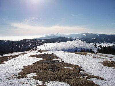 Гора Гран Кюне (Grand Cunay): 1574 м