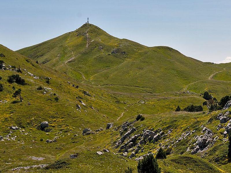 Самые высокие горные вершины и пики Юра