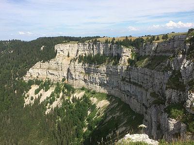 Гора Гора Ле Сольа (Le Soliat): 1464 м
