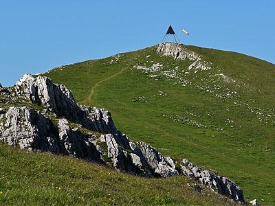 Гора Ле Сюше (Le Suchet): 1588 м