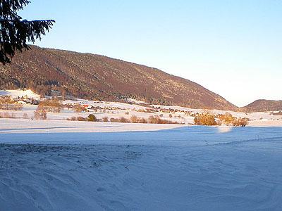 Гора Мон Сюже (Mont Sujet): 1382  м