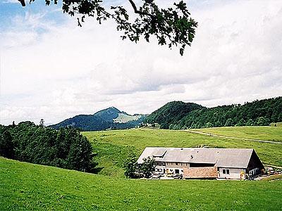 Гора Вайссенштайн (Weissenstein): 1395 м