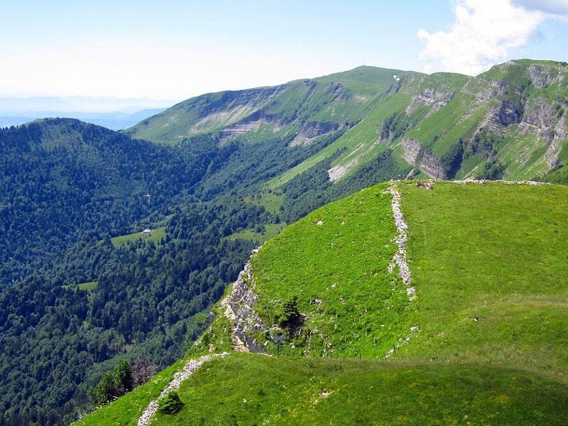 Высокие Юра (Massif du Jura)