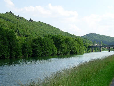 Арденны, Франция (река Мёз)