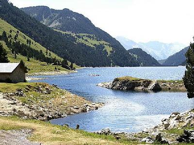 Центральные Пиренеи. Озеро Уль (lac de Oule)