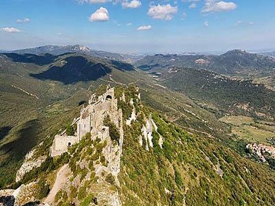 Восточные Пиренеи, Франция. Саор (Sahorre)