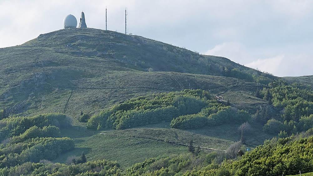 Вогезы - горы во Франции
